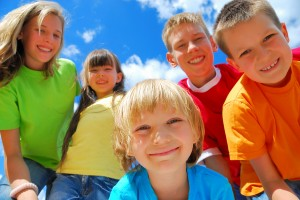 bigstockphoto_Five_Happy_Kids_1998645